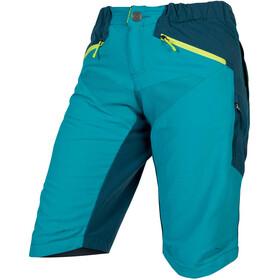 Endura SingleTrack Shorts Damen pazifik blau